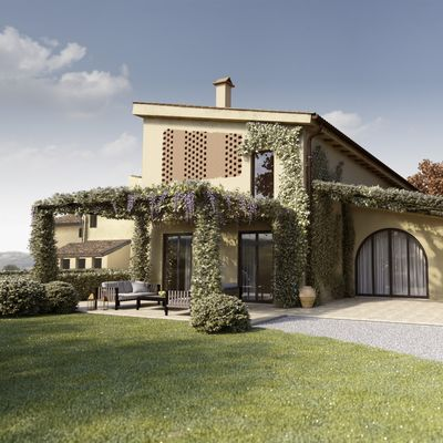 Barn Renovation in San Casciano Val di Pesa - FI