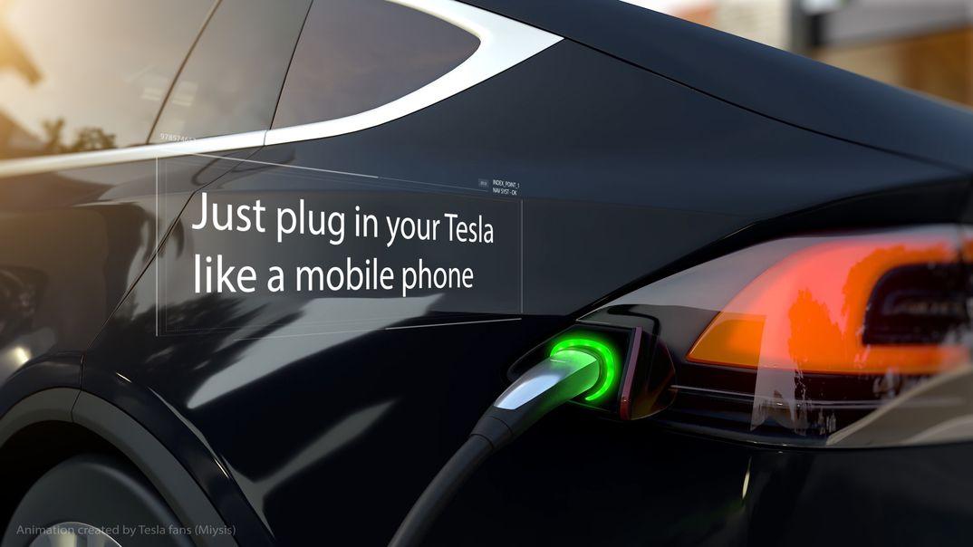 Tesla Fanwork