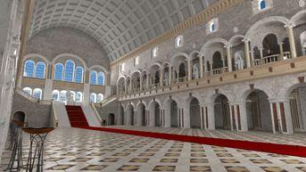 Castle- Interior