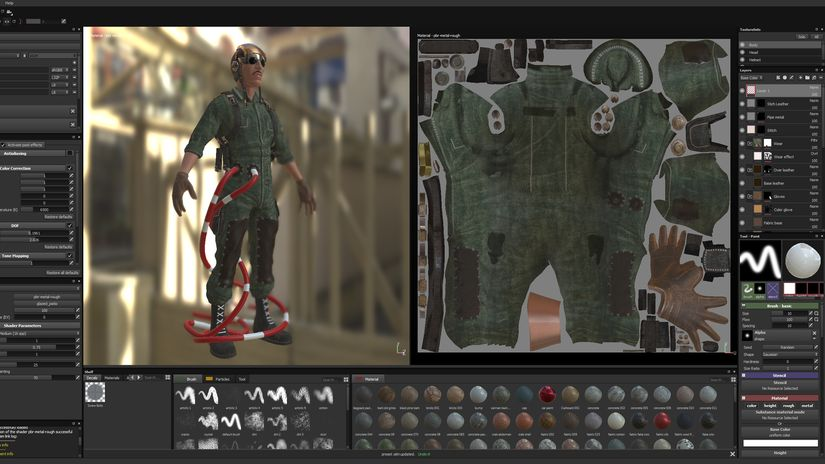 Substance Painter 1.5