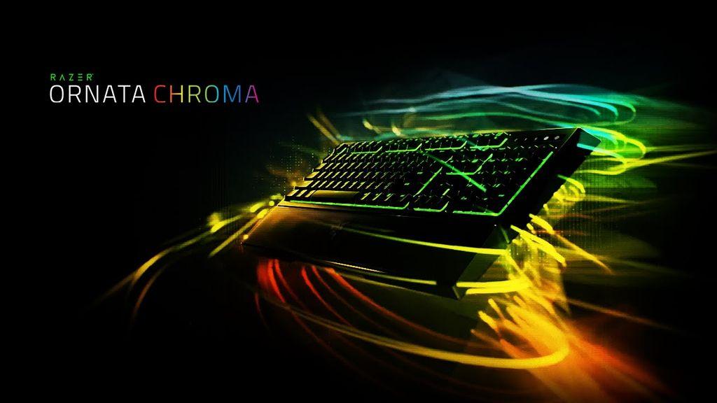 Razer Ornata Chroma