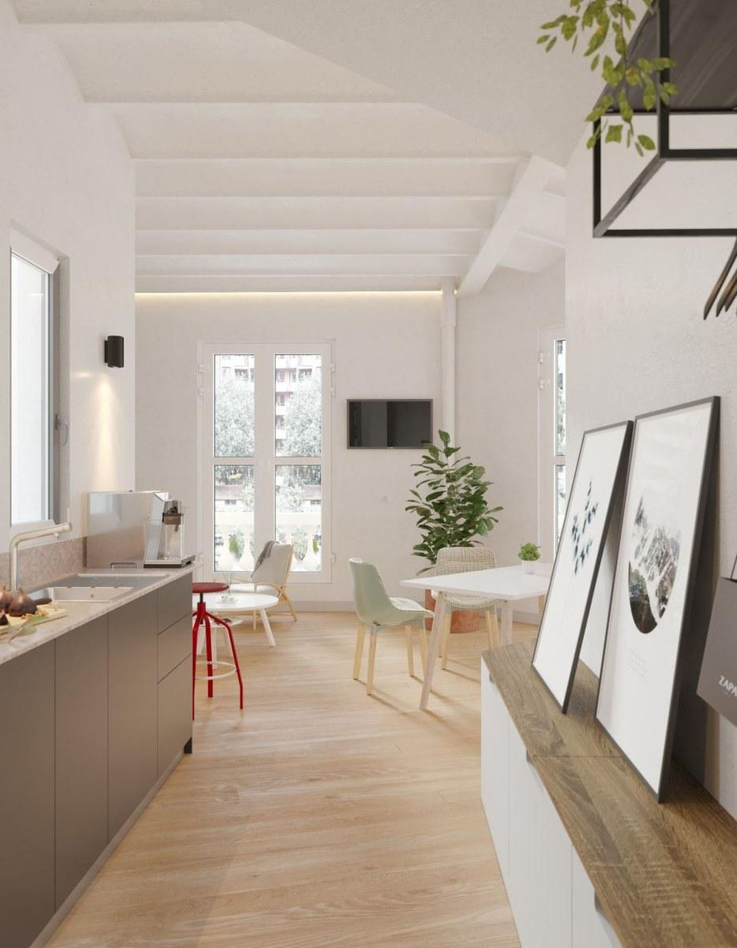 T111 APARTMENT, BARCELONA, SPAIN