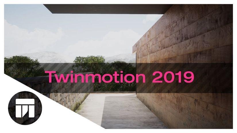 Abvent rilascia Twinmotion 2019