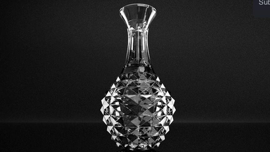 Blender: creare una bottiglia di liquore