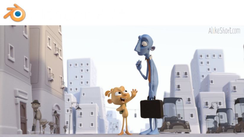 Blender 2.76 disponibile per il download