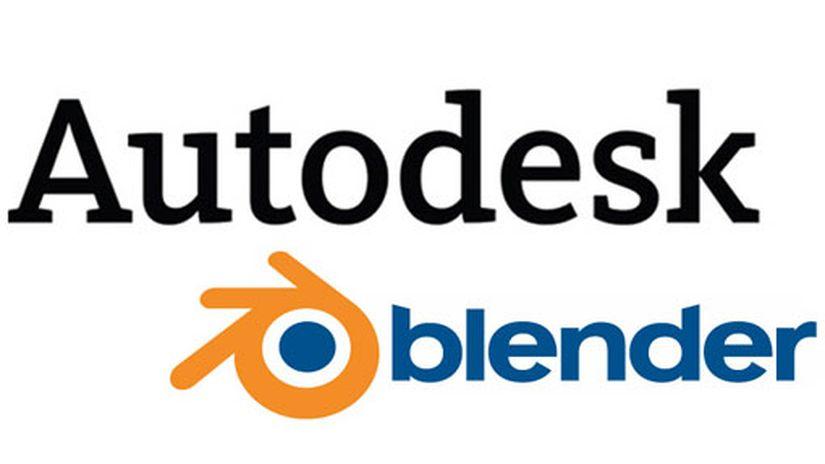 Autodesk acquista il codice di Blender