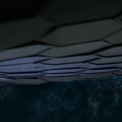 L.U.F.O. IS COMING