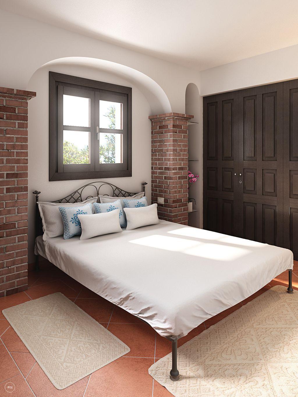 Camera Matrimoniale Casa Vacanze Loc. Marinella - Porto Rotondo (OT)