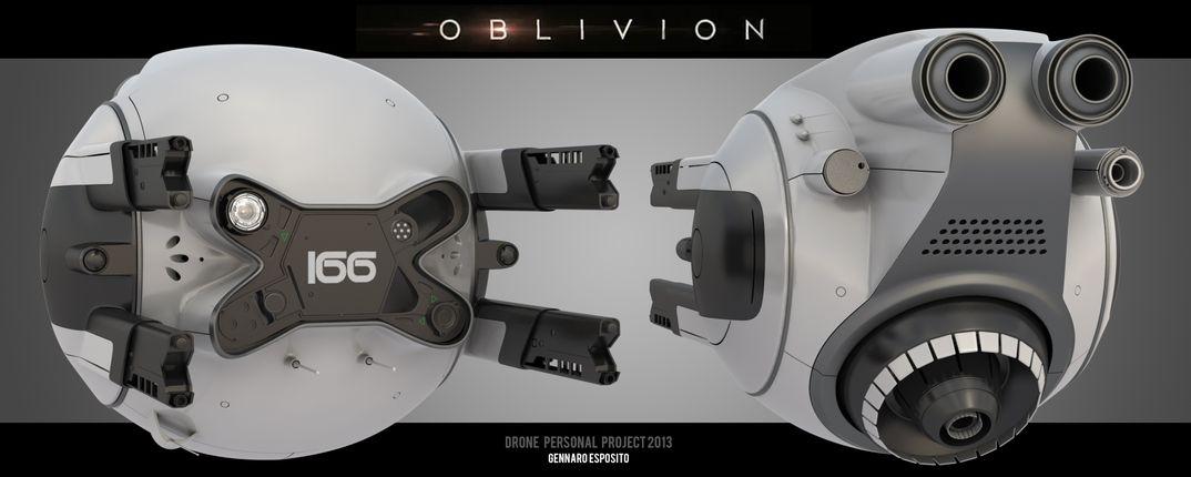 Drone Oblivion