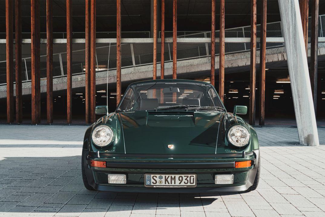 Porsche 930 (1975)