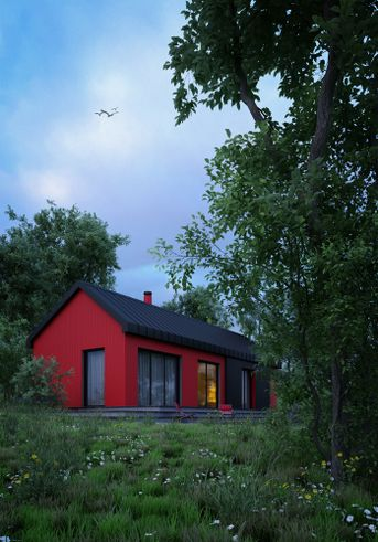 Small House (Cabin)