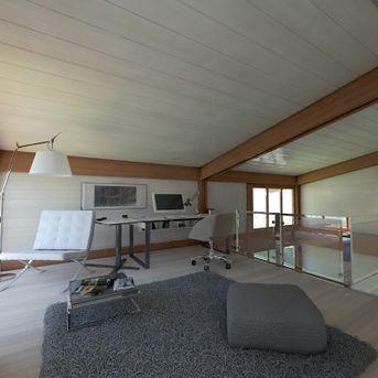 Veranda Su Due livelli - soppalco
