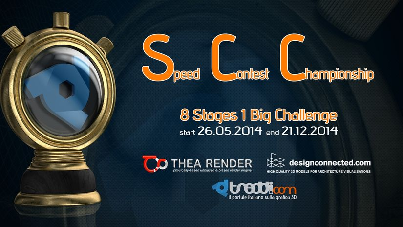 Speed Contest Championship 3D