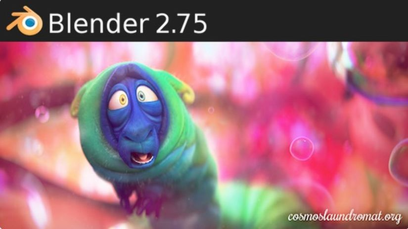Blender 2.75 is out!