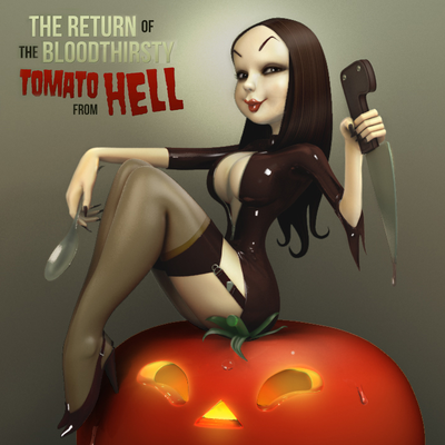 Tomato from hell