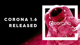 Corona Renderer 1.6 per 3ds Max