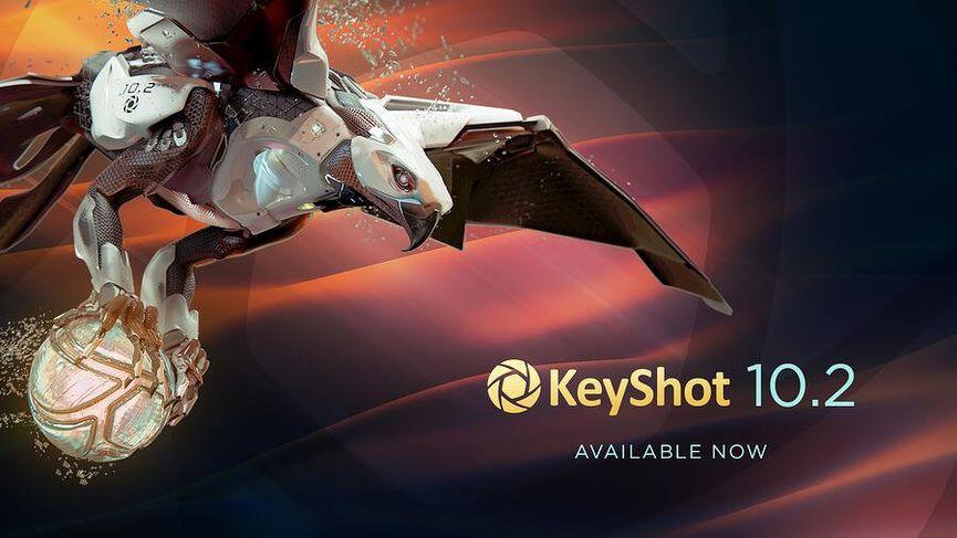 Keyshot 10.2