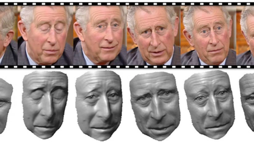 Total Moving Face Reconstruction