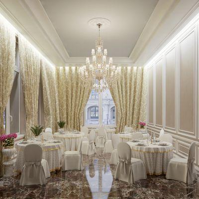 ristorante neoclassico
