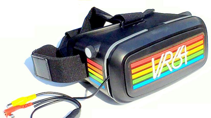 VR64 - la realtà virtuale per il Commodore 64