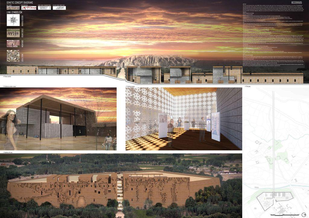 Bamiyan Cultural Centre UNESCO