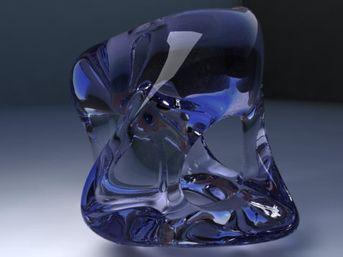 Prova Lglass Material Con Mental Ray