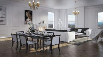 Versace Interior