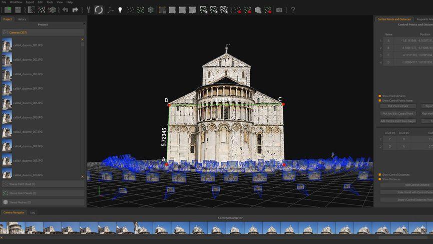3DF Zephyr Pro