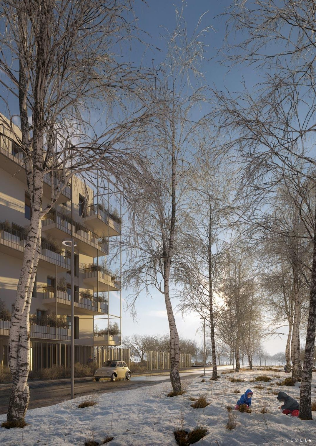 New residential project by Calzoni Architetti studio