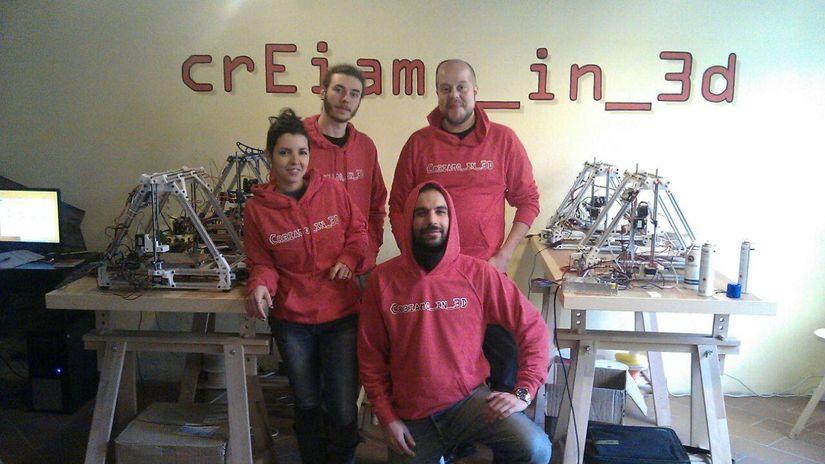 Nasce a Pisa un'associazione per promuovere la stampa 3D