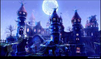 Notte Fantasy