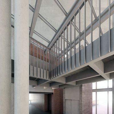 School, interior