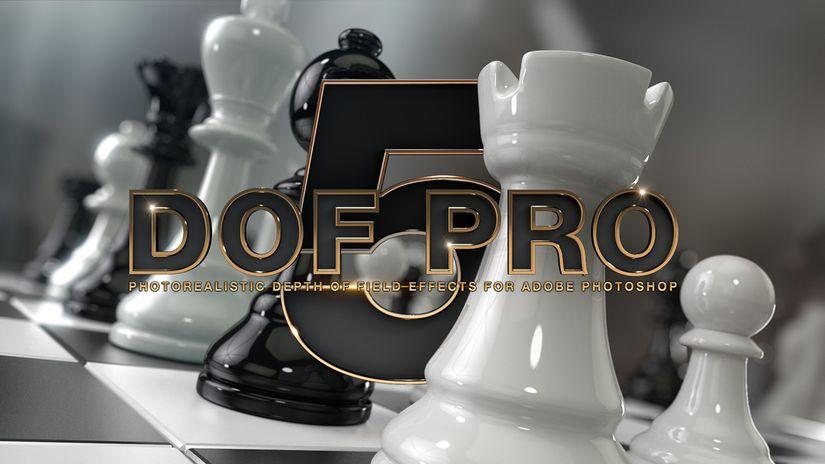 DOF PRO 5.0: profondità di campo in postproduzione