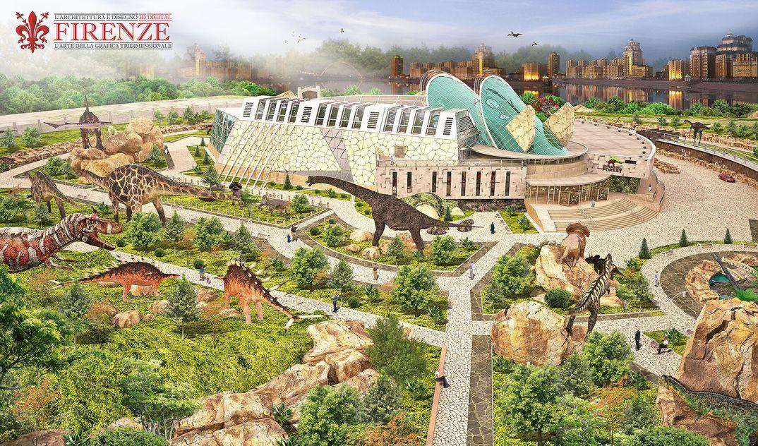 Il Centro Paleontalogico