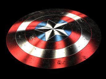 Captain America Shell