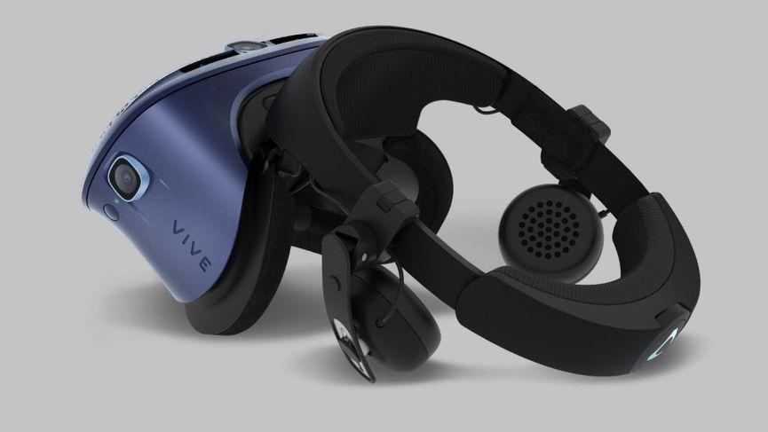 HTC Vive Cosmos - le specifiche ufficiali