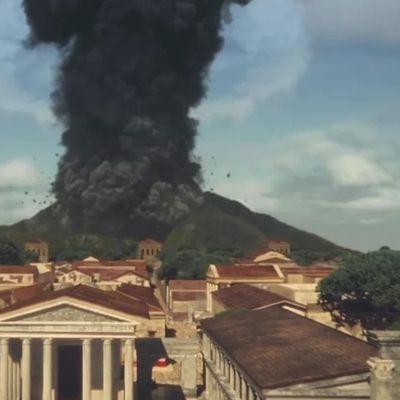 ULISSE: Pompei VfX