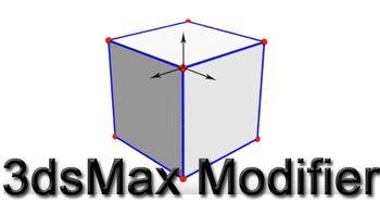Alcuni Modificatori in 3dsMax
