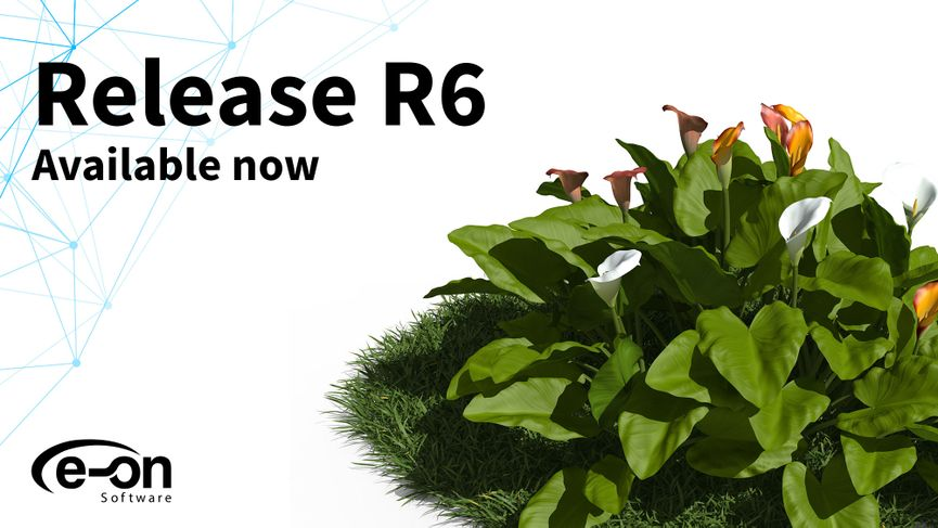e-on software rilascia VUE e PlantFactory 2016 R6
