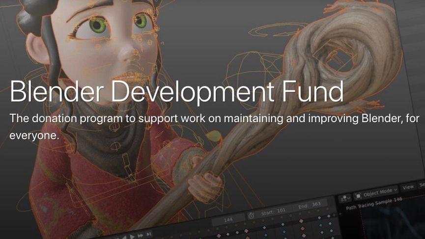 NVIDIA supporta lo sviluppo di Blender!