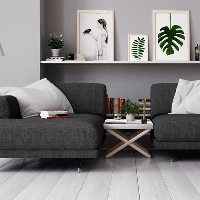 interior living design