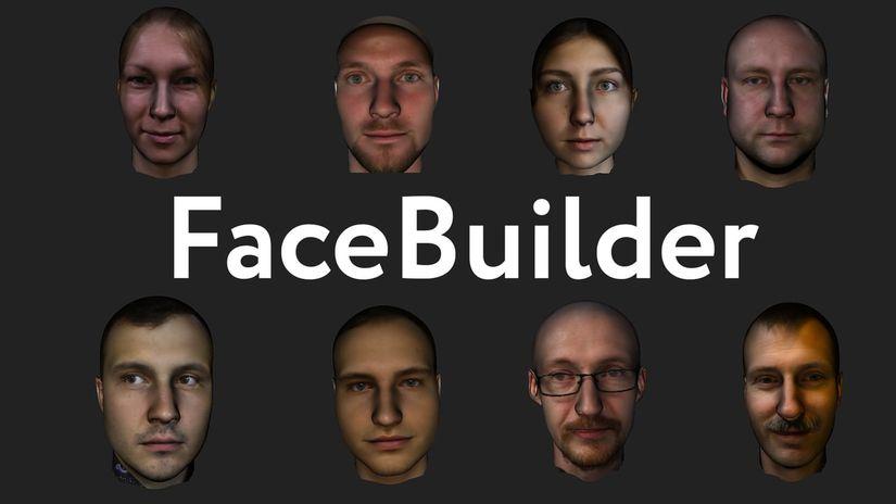 FaceBuilder per Nuke