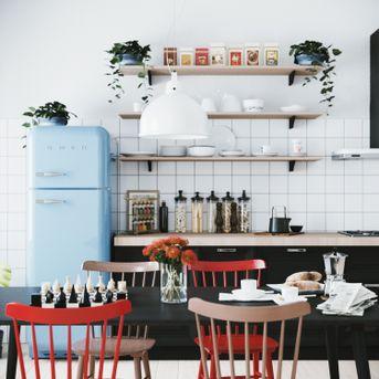 Scandinavian Berlin flat