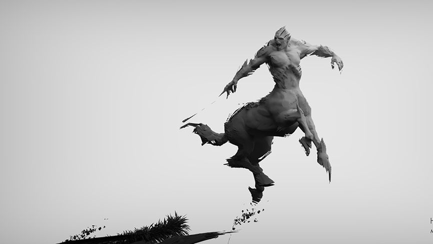 Hunting Centaur