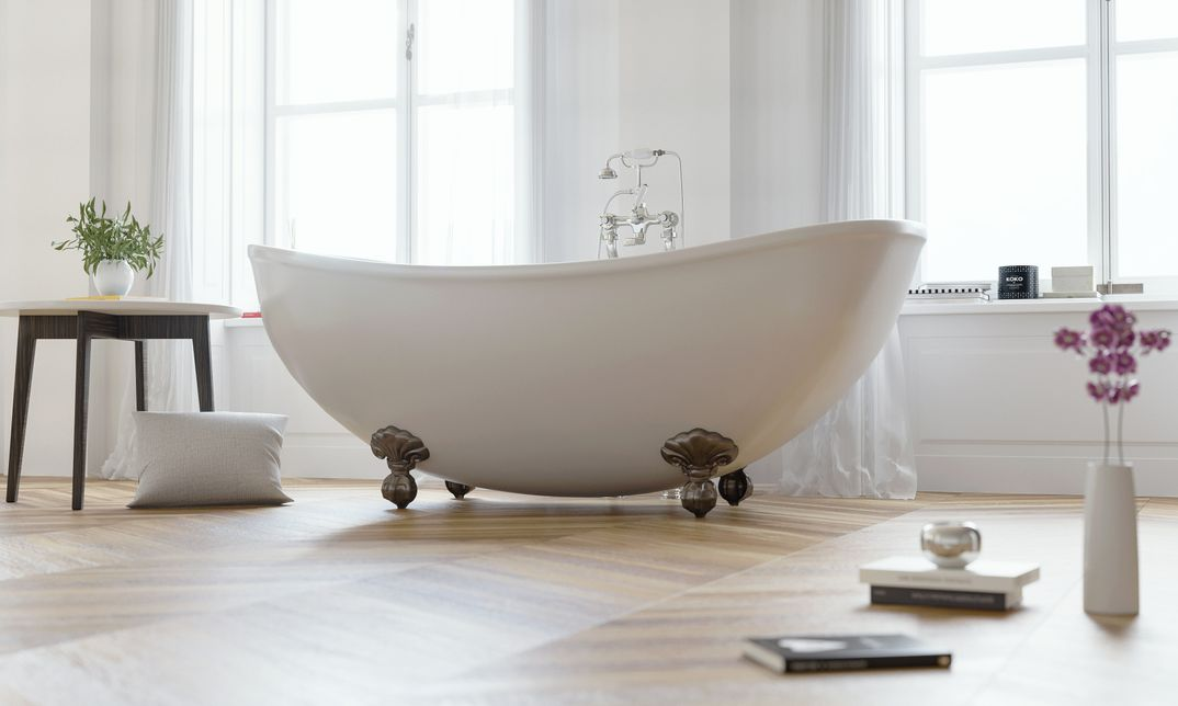 Bathtub render C