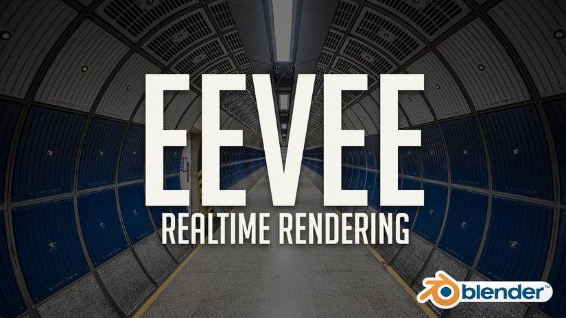 Eevee: primi video sul nuovo motore di rendering realtime di Blender