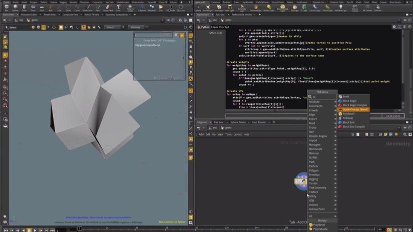 OD_CopyPasteExternal: il copia incolla delle geometrie 3D tra applicazioni diverse