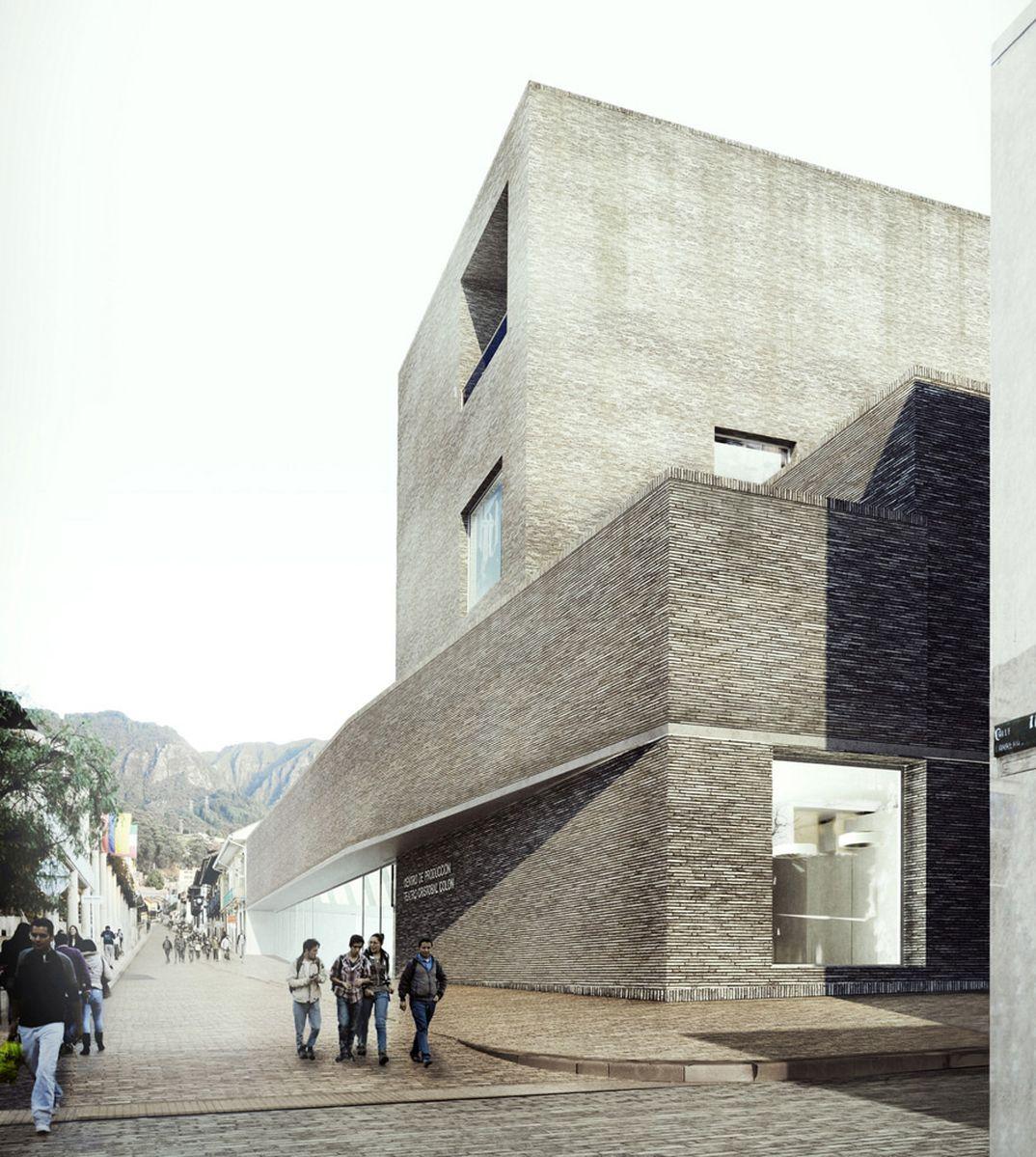 Teatro Colon, Bogotà