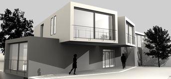 Sketch Edificio Residenziale