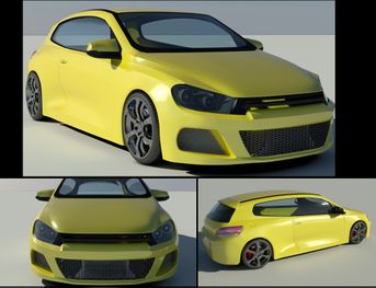 Wip Vw Scirocco